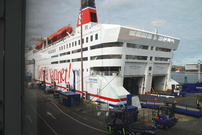 stena saga ferry