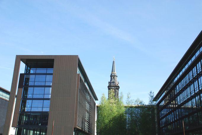 kirke på christianshavn